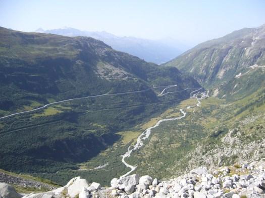 Przełęcz Furka