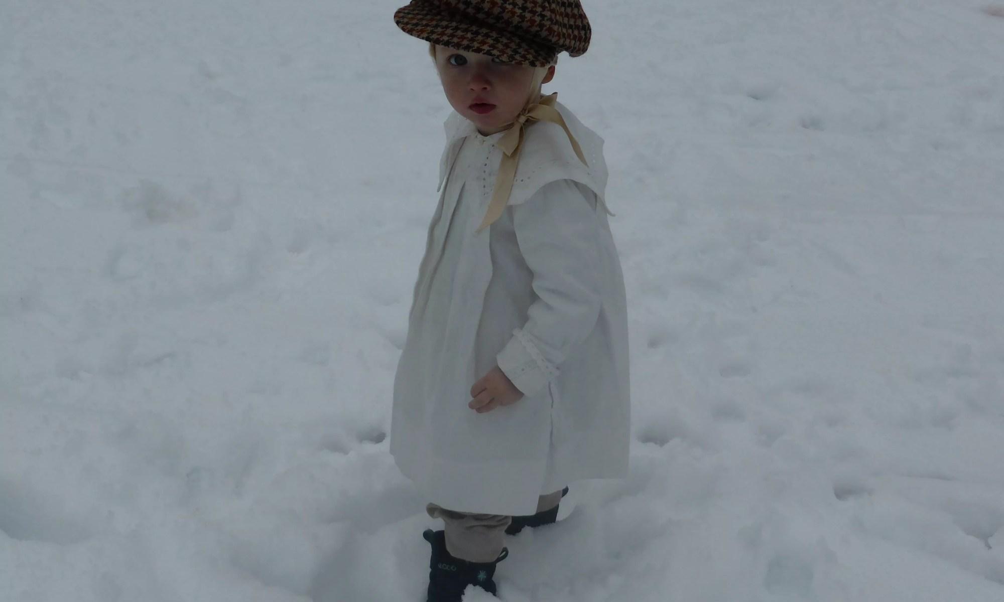 Zima w Bernie