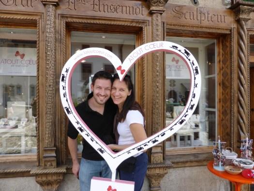 miłość w Szwajcarii