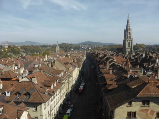 Kramgasse Bern, Munster, Rathaus