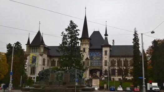 EInstein Museum, Bern, Bern historic museum