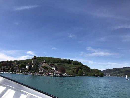 Jezioro Thun