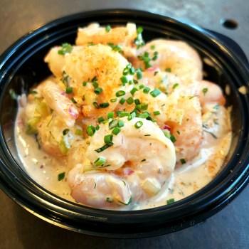 Shrimp salad, shrimp, randlcrabco, r&lcrabco