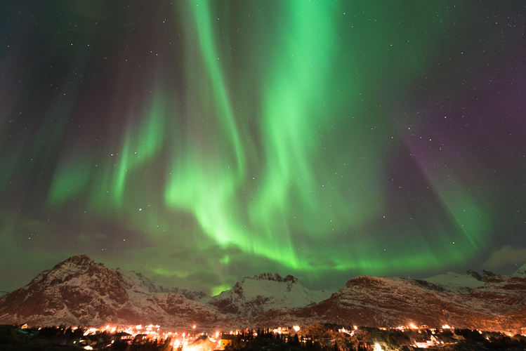 Northern Lights Forecast Noaa
