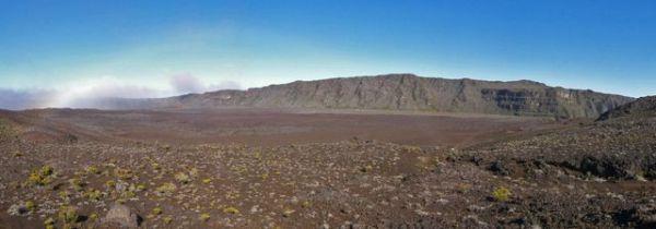 Vue de la Plaine des sables