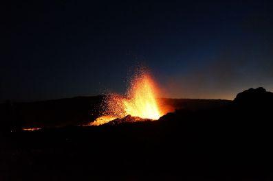 Eruption Piton de la Fouurnaise 15 septembre 2018 Tunnels de lave réunion ; Rando Volcan (11)