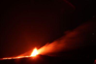 Eruption Piton de la Fouurnaise 15 septembre 2018 Tunnels de lave réunion ; Rando Volcan (4)