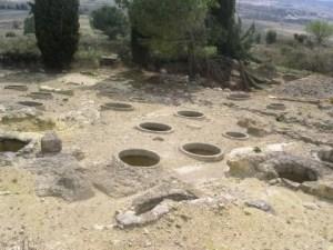 oppidum enserune