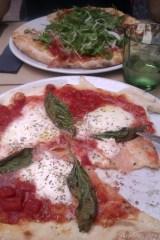 Pizza Lolo (Margherita) - La Bottega, Rue Péterynck