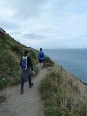 14-Howth the coast lane