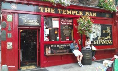 16-Dublin The Temple bar