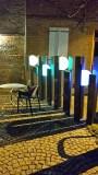 Place des Ormeaux- Rouffiac by night...