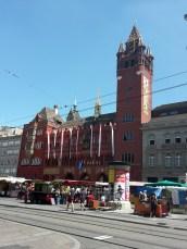 Markt Patz - Basel - Bâle
