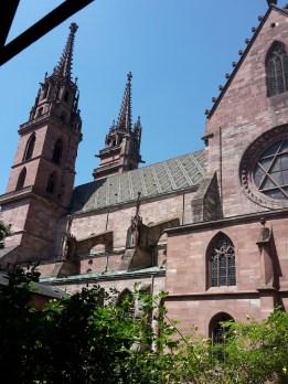 Cathédrale de Bâle -
