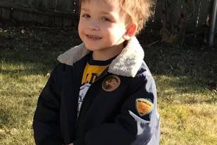 *MEDIA ADVISORY* Randolph and North Attleboro Police Departments to Honor 3-Year-Old Boy with Congenital Heart Disease