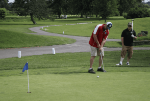 Randolph Police Hold Successful Charity Golf Tournament