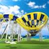 暑さをぶっ飛ばせ!!高さ30mからのウォータースライダー「ザ・モンスタースライダー」を乗りこなせ!!