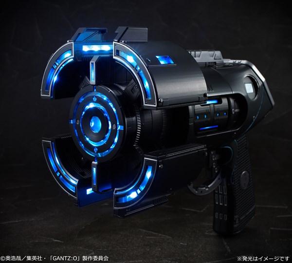 GANTZ:O Xガン 側面発射時