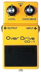 第1号機、オーバードライブ「OD-1」