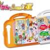アンパンマンのバージョンアップした「ことばずかん」など言語系知育玩具2種類が2月9日(木)に発売!!