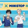 『ユーリ!!! on ICE』のミニストップオリジナル限定グッズがもらえるキャンペーンが5月8日(月)から開始!!
