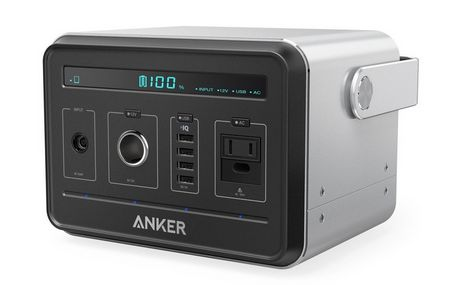 Anker PowerHouse (434Wh / 120,600mAh ポータブル電源)