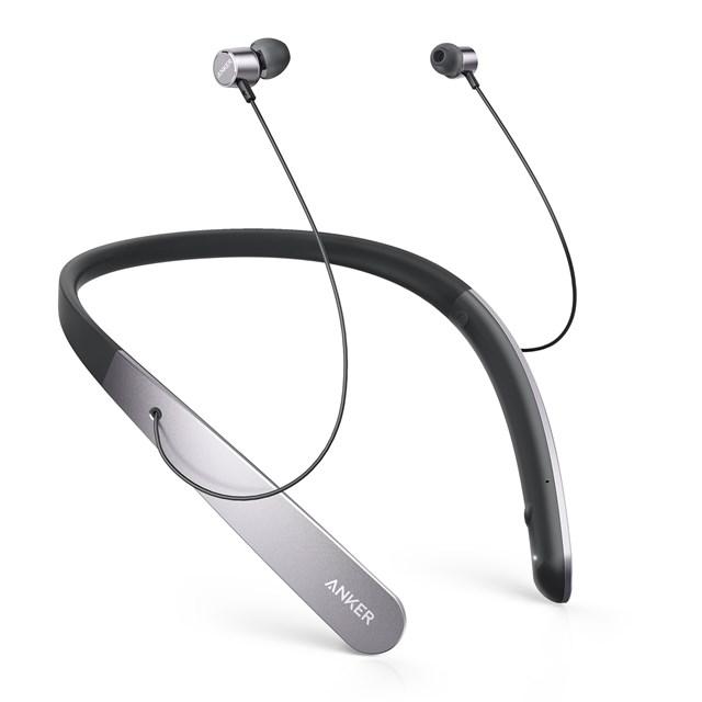 ネックバンド型 Bluetoothイヤホン「Anker SoundBuds Life」