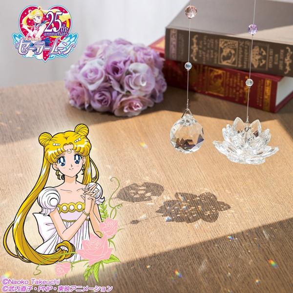 美少女戦士セーラームーン 幻の銀水晶 サンキャッチャー