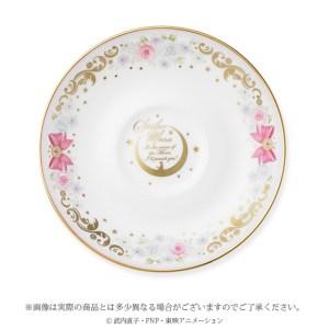 美少女戦士セーラームーン Noritakeコラボ第一弾ティーカップ&ソーサー