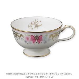 美少女戦士セーラームーンNoritakeコラボ第一弾ティーカップ&ソーサー