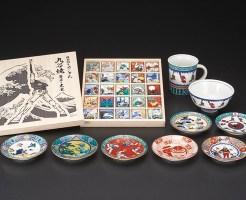 『九谷焼ガンダム 箸置き大全』など、コラボ商品全5種