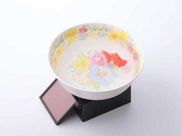 『ひかりとみずのカラクリ金魚』
