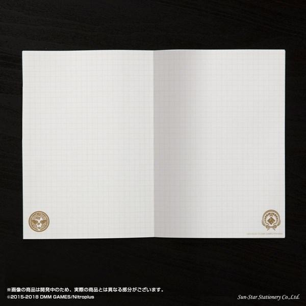 「刀剣乱舞-ONLINE-」2019年 手帳