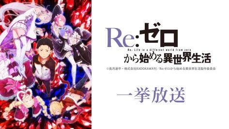 ニコニコ生放送でKADOKAWAアニメ作品を一挙放送