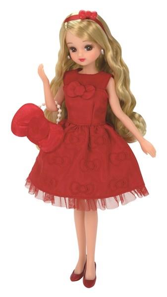 LiccA Stylish Doll Collections(リカ スタイリッシュドールコレクション) ハローキティ セレブレーション スタイル
