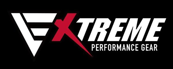 新ブランド「EXTREME PERFORMANCE GEAR」ロゴ・ブラック