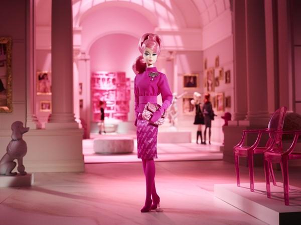 バービーファッション・モデル・コレクション オールピンク