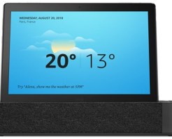 Lenovo Smart Tab P10 with Amazon Alexa