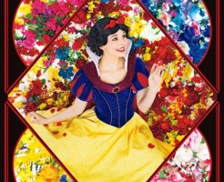 TOKYO DISNEY RESORT Photography Project Imagining the Magic Photographer Mika Ninagawa HAPPIEST MAGIC