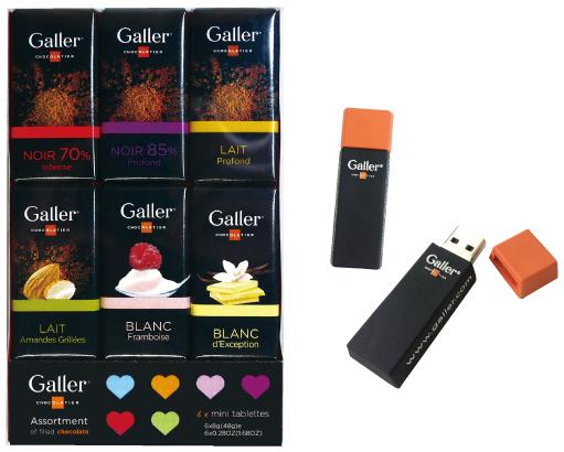 Galler(ガレー)チョコレート 母の日インスタキャンペーン