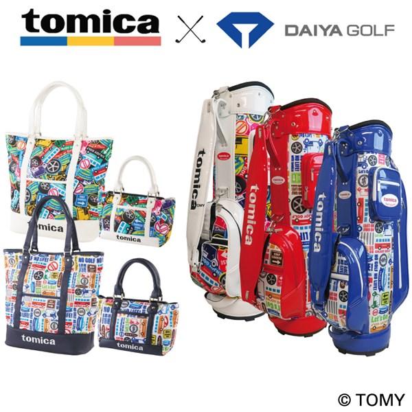 2019年新作「tomica」のゴルフ用品
