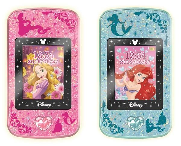 スマホトイ『ディズニーキャラクターズ Princess Pod(プリンセスポッド)』