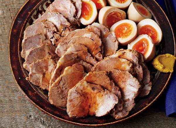 きじまりゅうたさんの「味しみしみ煮豚チャーシュウ」