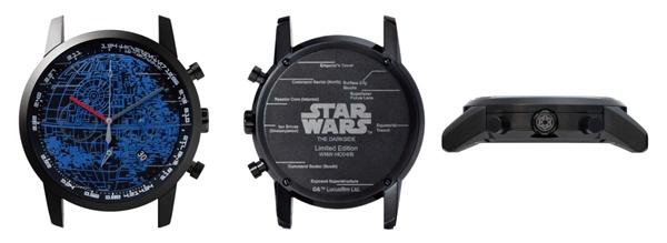 「wena wrist pro Chronograph set STAR WARS limited edition(ウェナ リスト プロ クロノグラフ セット  スター・ウォーズ リミテッド エディション)」