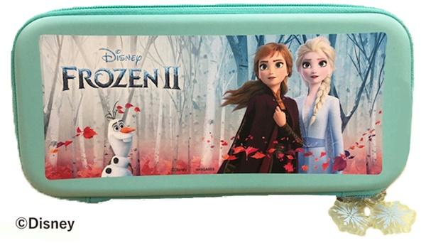 Nintendo Switch専用 スマートポーチ『アナと雪の女王2』