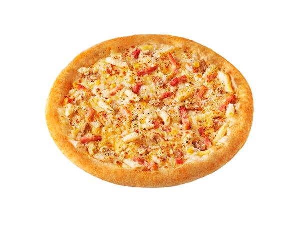 「クリーミーグラタンピザ」