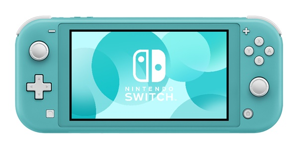 ・B賞:Nintendo Switch Lite ターコイズ