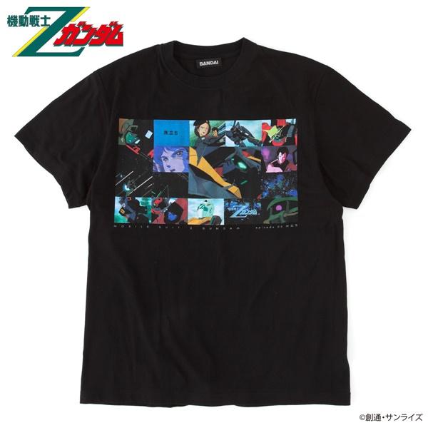 機動戦士Zガンダム エピソードTシャツ EP2 「旅立ち」