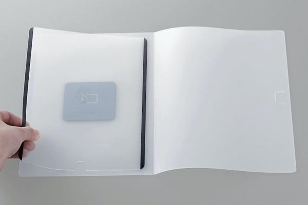 エレコムiPad用着脱式ペーパーライクフィルム