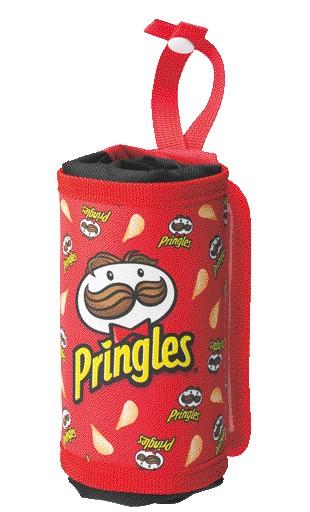 プリングルズ型のバッグ用ホルダー